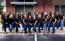 holly springs, nc dental team staff